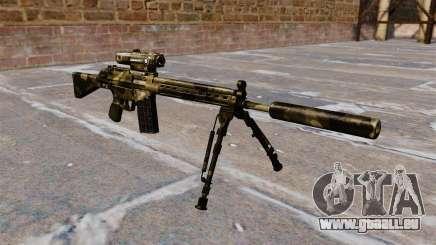 HK G3 rifle automatique pour GTA 4