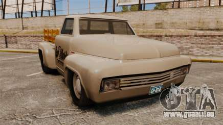 Hot Rod Truck Gas Monkey v2.0 für GTA 4