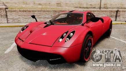 Pagani Huyara [EPM] für GTA 4
