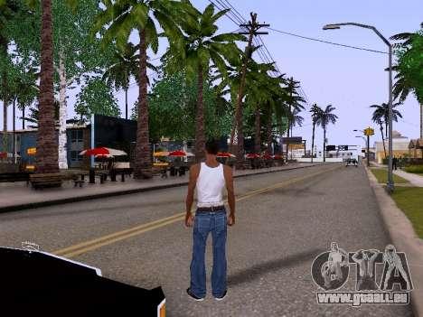 New Groove Street pour GTA San Andreas troisième écran