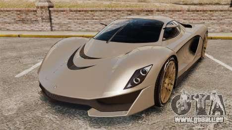 GTA V Grotti Turismo R v2.0 [EPM] pour GTA 4