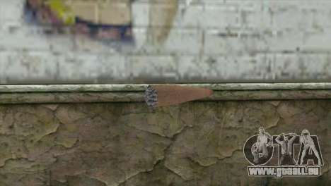 Cigar Teargas pour GTA San Andreas