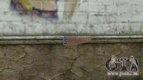 Cigar Teargas für GTA San Andreas