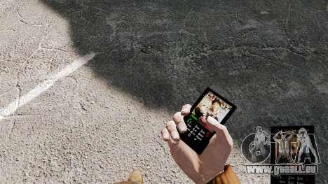 Chingy Thema für Ihr Handy für GTA 4