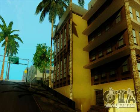 ENB HD CUDA v.2.5 for SAMP pour GTA San Andreas troisième écran