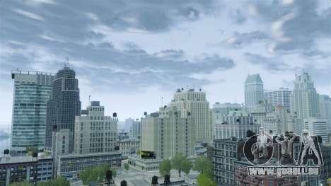 Météo en Egypte pour GTA 4 secondes d'écran