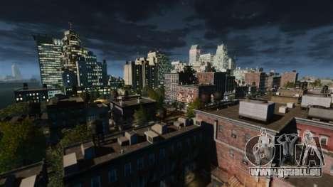 Météo Japon pour GTA 4 secondes d'écran