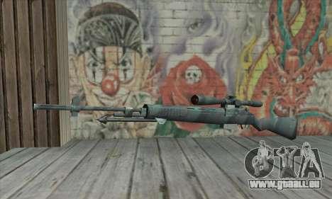 M21 de COD 4 Modern Warfare pour GTA San Andreas