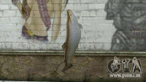 Fisch für GTA San Andreas zweiten Screenshot