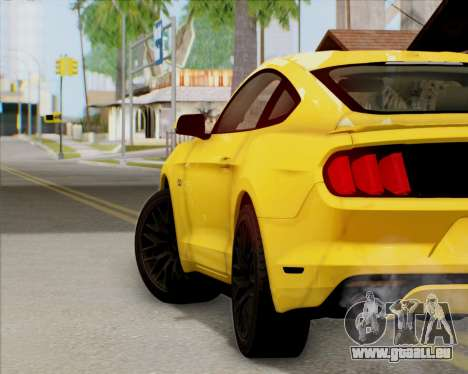 ENBSeries 1.4 pour GTA San Andreas cinquième écran