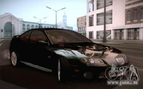 Pontiac GTO 2005 für GTA San Andreas
