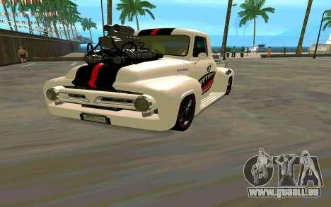 Ford FR-100 für GTA San Andreas
