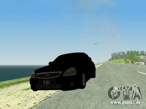 VAZ Priora 2170 für GTA San Andreas