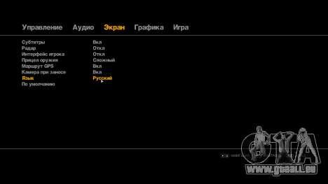 Crack pour GTA 4 pour GTA 4 sixième écran