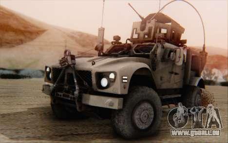 Oshkosh M-ATV pour GTA San Andreas