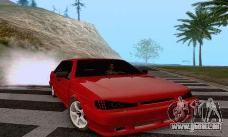 VAZ 2115 Diod pour GTA San Andreas