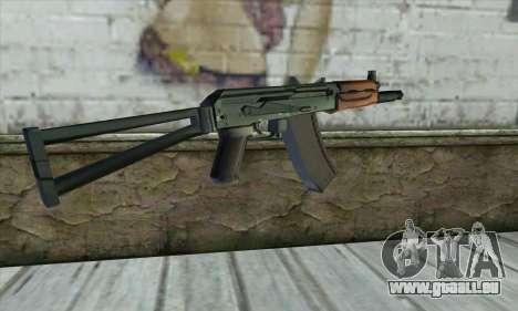 AK47 für GTA San Andreas zweiten Screenshot