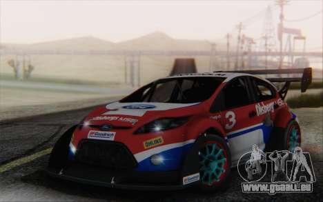 Ford Fiesta Omse HillClimb pour GTA San Andreas