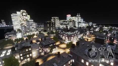 Météo À Los Angeles pour GTA 4 cinquième écran