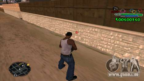 C-HUD Advance für GTA San Andreas zweiten Screenshot