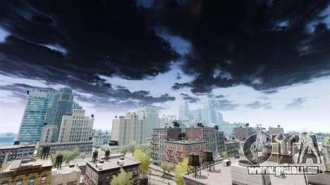 Das Wetter In Griechenland für GTA 4 dritte Screenshot