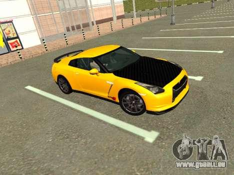 Nissan GT-R AMS Alpha 12 für GTA San Andreas