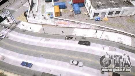 GTA HD Mod pour GTA 4 neuvième écran
