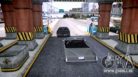 GTA HD Mod pour GTA 4 huitième écran