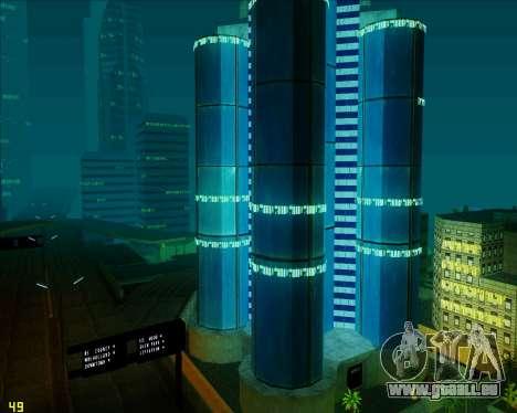 ENB HD CUDA v.2.5 for SAMP pour GTA San Andreas deuxième écran