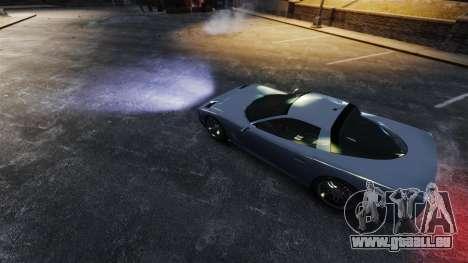 Echte xenon-Scheinwerfer für GTA 4