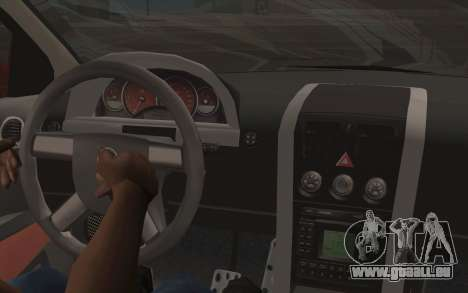 Pontiac GTO 2005 pour GTA San Andreas vue de côté