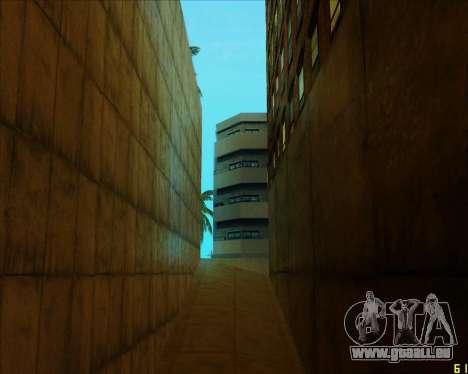 ENB HD CUDA v.2.5 for SAMP pour GTA San Andreas quatrième écran