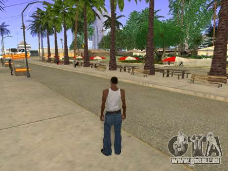 New Groove Street für GTA San Andreas zweiten Screenshot