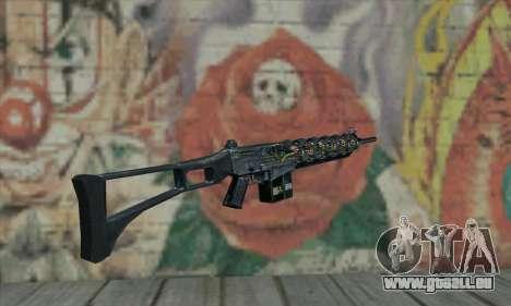 Gauss Kanone von Stalker für GTA San Andreas zweiten Screenshot