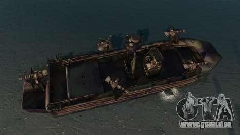 Navy SEALs SOC-R für GTA 4 rechte Ansicht