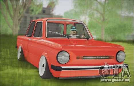 ZAZ 968 für GTA San Andreas