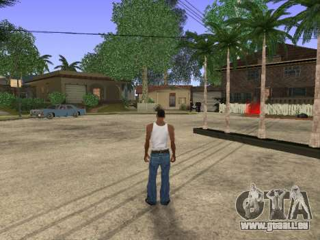 New Groove Street pour GTA San Andreas