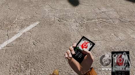Thème pour votre téléphone Vodafone pour GTA 4