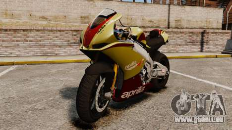 Aprilia RSV4 für GTA 4
