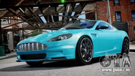 Aston Martin DBS v1.0 für GTA 4