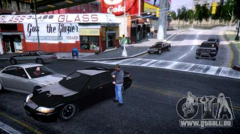 GTA HD Mod pour GTA 4 douzième d'écran