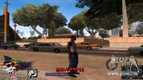 C-HUD Markus pour GTA San Andreas