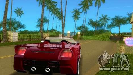 Toyota MR-S Veilside Spider für GTA Vice City rechten Ansicht