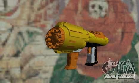 Nerf Gun für GTA San Andreas