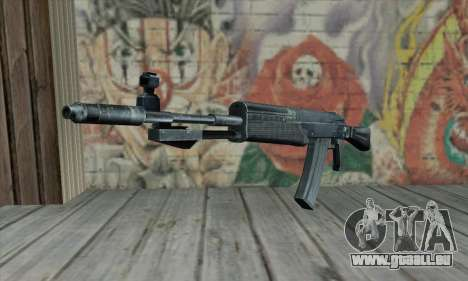 L'AK47 de S.T.A.L.K.E.R. pour GTA San Andreas