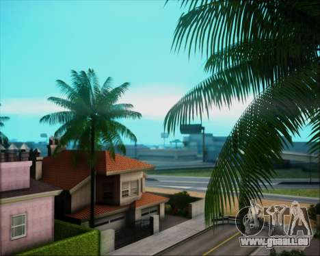 SA Graphics HD v 4.0 für GTA San Andreas sechsten Screenshot