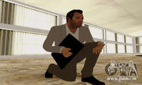 Notebook mod v1.0 für GTA San Andreas zweiten Screenshot