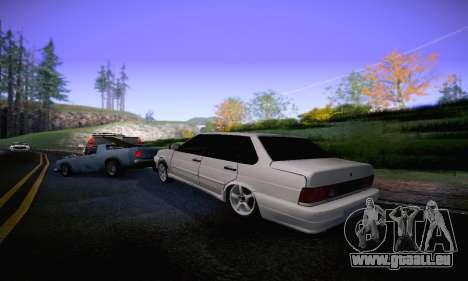 VAZ 2115 Diod pour GTA San Andreas vue de droite