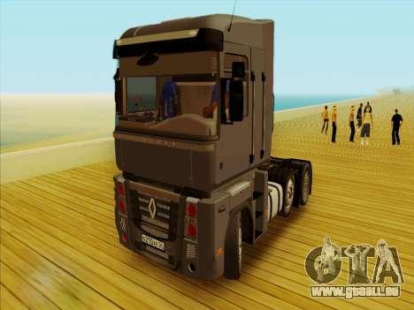 Renault Magnum pour GTA San Andreas