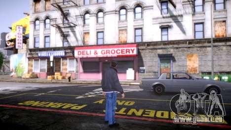 GTA HD Mod pour GTA 4 cinquième écran